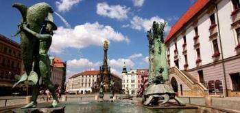 centrum města, Informační centrum Olomouc Statutární město Olomouc
