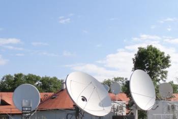 Satelitní komunikace, INTV, spol. s r.o.
