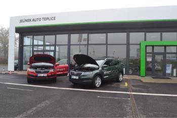 Autorizovaný prodejce vozů značek Renault a Dacia, JELÍNEK HOLDING s.r.o.