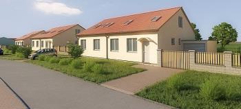 JUNG.CZ a.s. Výstavba rodinných domů