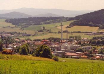 Obec u hranic s Bavorskem, Město Kdyně