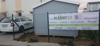 Klivent.cz - František Selichar, Klivent.cz Prodej, montáž klimatizace a ventilátorů