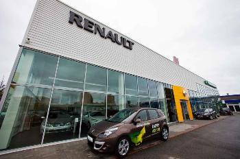 Autosalon Kladno, KN car spol. s r. o. Prodej vozů Renault Dacia Kladno