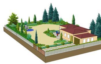 Návrh zahrady, Zahradnické služby Knotek & Veselka Tomáš Knotek