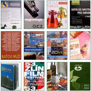 Reference - polygrafické výrobky, KODIAK print s.r.o