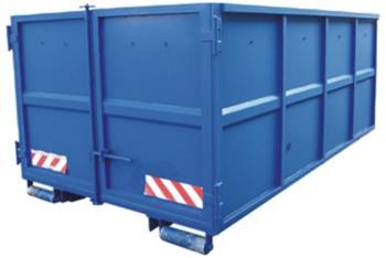 Kontejnerov� doprava - likvidace a odvoz stavebn�ho, komun�ln�ho, objemn�ho odpadu, stavebn� suti a zeminy, Kontejnery M�ller s.r.o.