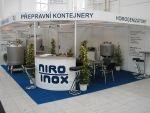 kontejnery pro potravinářský průmysl, NIRO-INOX spol. s r.o.
