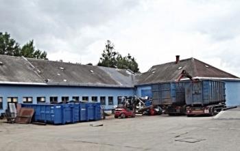 Kovošrot a likvidace vozidel Moravský Beroun, Laderman, s.r.o. Kovošrot Moravský Beroun