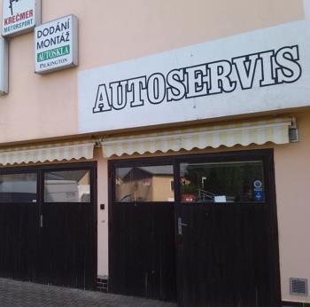 Autoservis, Kre�mer - MOTORSPORT