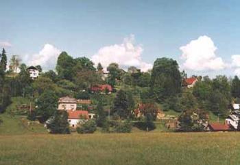 Podhorská vesnice v okrese Semily, Obec Kruh