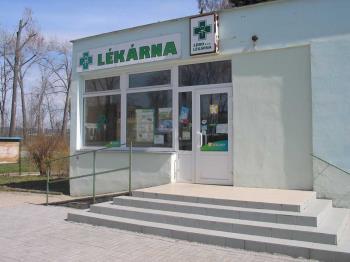 Lékárna u nemocnice Boskovice, LEBO, s.r.o. Boskovice - u nemocnice