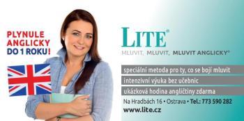 Plynule anglicky do 1 roku, Jazyková škola LITE