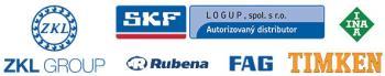 Autorizovan� distributor zna�ek ZKL GROUP, Timken, INA, FAG, RUBENA a.s., CODEX Slovinsko, LOGUP, spol. s r.o. Lo�iska, gufera �st� nad Labem