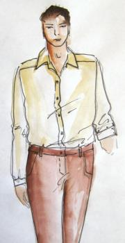 Pánská košile, MACOM SECURITY s. r.o. Snadné oblékání e-shop