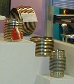 Kovové vlnovcové kompenzátory, MACROFLEX s.r.o.