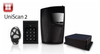 Uniscan 2, ovl�d�n� elektronick�ho dve�n�ho z�mku, br�ny, branky, z�vory, MAGTRADE, s.r.o. P��stupov� syst�my Praha