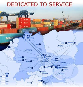 Prodej a pronájem kontejnerů, METRANS, a.s. Námořní kontejnery prodej pronájem Praha