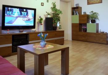 Nábytek do obývacího pokoje, nábytek na míru Praha, Michal Pavlík Truhlářství Praha 10
