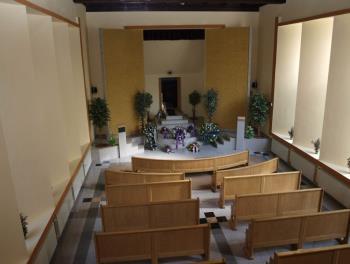 Obřadní síň, Pohřební služba Na Hvězdičce - Obřadní síň Vítek Roman
