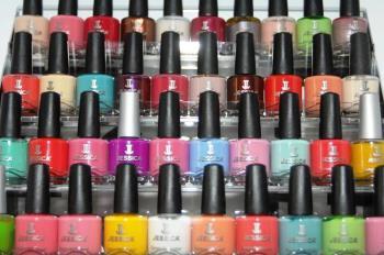 Prodej nehtové kosmetiky, Krásné nehty s.r.o. Nehtový e-shop