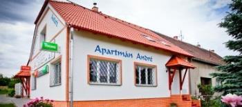 budova penzion a apartmán Velké Pavlovice, Apartmán André