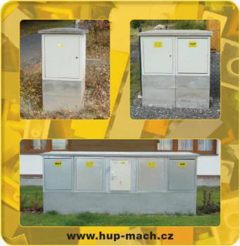Vil�m Mach dome�ky na plyn elektro a HUP