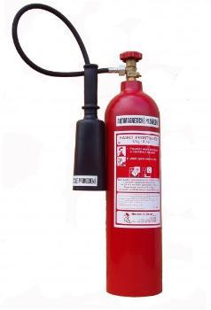 Revize hasicích přístrojů praha