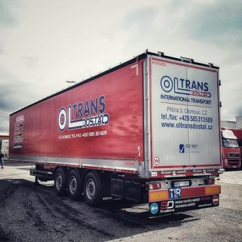 Mezinárodní přeprava, OLTRANS DOSTÁL s.r.o.