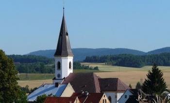 Kostel, Město Osečná