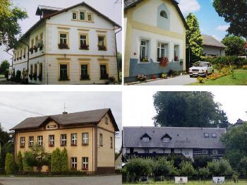 Obecní úřad  Pěnčín U Turnova ( cca 20km od Liberce)