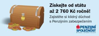 Penzijn� spole�nost, �esk� spo�itelna - penzijn� spole�nost, a.s. Penzijn� p�ipoji�t�n� Praha