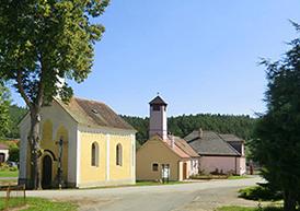 Obec v okrese Jindřichův Hradec, Obec Písečné