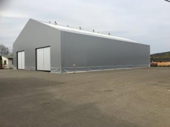 Dodání a montáž univerzálních halových objektů, BENALY Holding s.r.o.