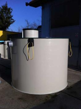 Plastové nádrže, ORYX-CZ, s r.o.