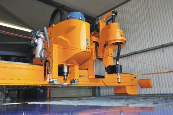 CNC plazmový stroj, Zekof, s.r.o.