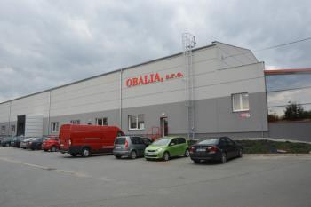Pohled na firmu, OBALIA, s.r.o.