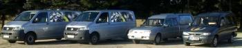 Pohřební vozidla, Pohřební ústav EXCELENT s.r.o. Pohřební služby Sokolov