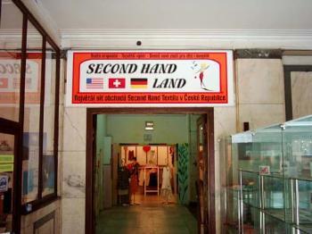 SECOND HAND LAND POSPISIL s.r.o.