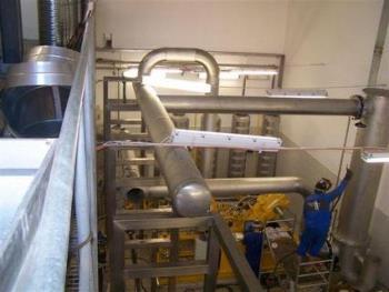 Potrubářské práce, SWE Technologies a.s.