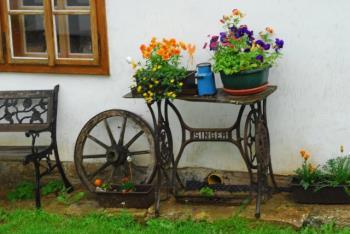 Přírodní zahrada, Bochníčkovi Jana Bochníčková
