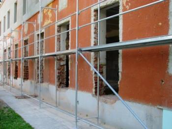 Půjčovna lešení, Stavební firma Činčala Břeclav