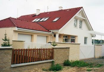 Střechy na klíč - realizace, opravy a rekonstrukce všech typů střech, FRANKIE spol. s r.o. www.frankiesro.cz