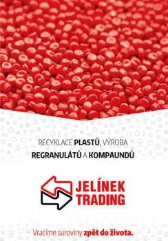 Vysoce kvalitní PP regranuláty, JELÍNEK - TRADING spol. s r.o.