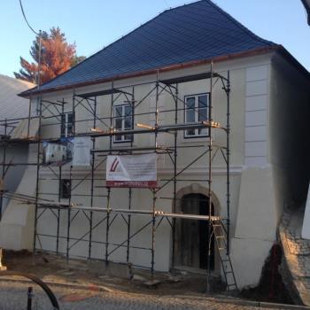 rekonstrukce domů, historických staveb, MiSta stavební společnost s.r.o.