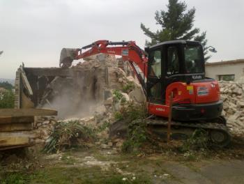 Robert Sal - SPV Bouraci a demolicni prace Praha