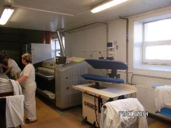Mandlování prádla, Prádelna a čistírna Schreier s.r.o praní a čištění prádla Opava