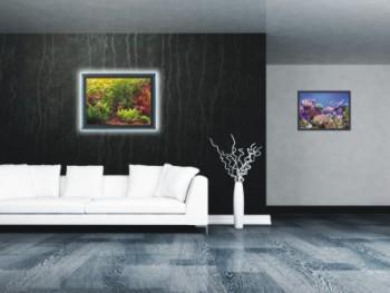 Sv�teln� obrazy � Crystal Picture - reklamn� prezenta�n� panel s vysokou sv�tivost�, OK DESIGN, s.r.o.