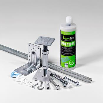 profesionální kotevní a upevňovací technika, SEMIGRO s.r.o. kotevní a upevňovací technika