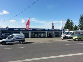 Autoservis Peugeot, Autochodura s.r.o. Autoservis Šenov