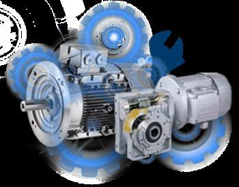 servis a prodej elektromotor�, KRES spol. s r.o. opravy elektromotor� a �erpadel